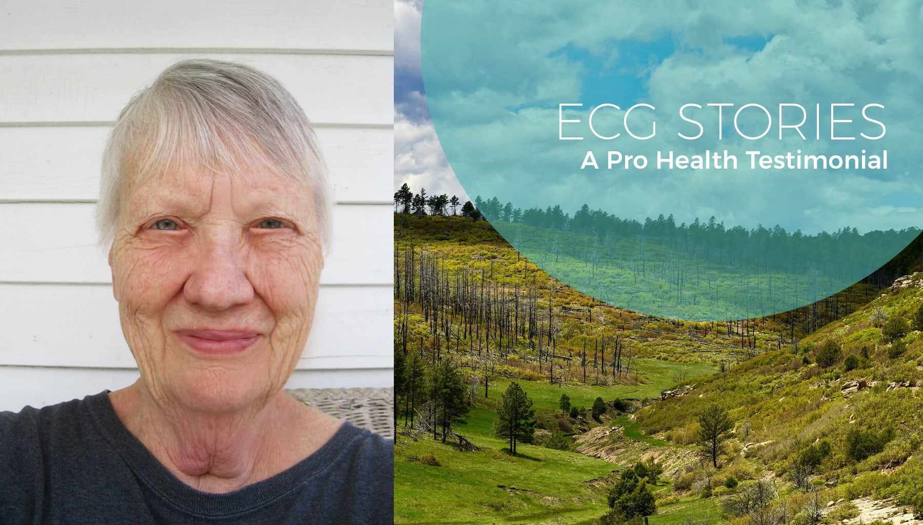ECG Stories - Pro Health Testimonial