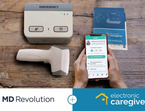 Electronic Caregiver and MD Revolution join forces to monitor patients remotely in midst of COVID-19 pandemic