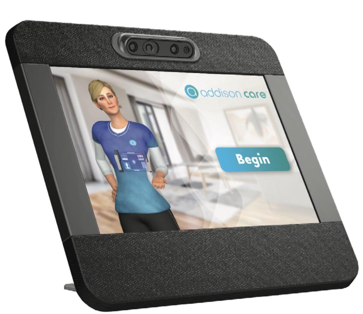 Addison Care with Intel RealSense Cameras